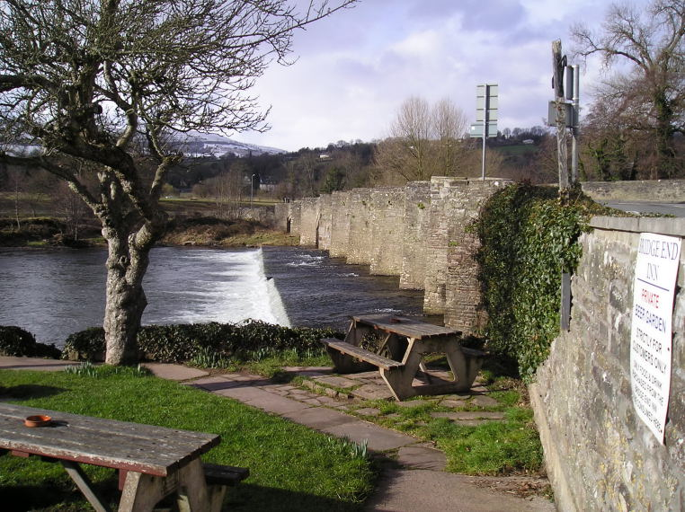 image of Crickhowell Bridge
